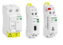 Выключатели дифференциального тока Resi 9