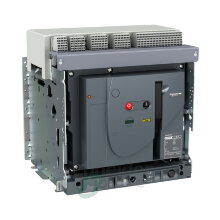 MVS25H3NW0D - Выкл.-разъед. EasyPact MVS 2500A 3P 65кА выдв. с эл.приводом