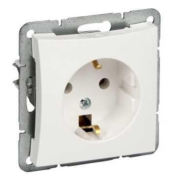 Schneider Electric SCWDE000143 - ДУЭТ РОЗЕТКА с заземлением, 16А ... 8e7ad8e1146